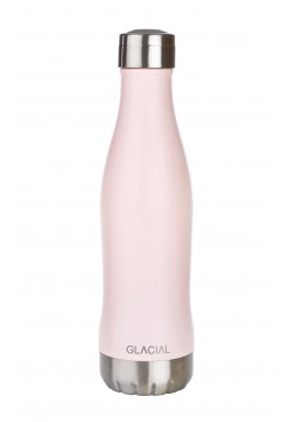 GLACIAL BOTTLE - MAT PINK POWDER