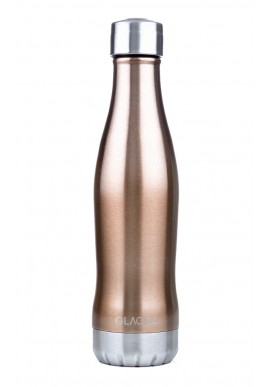 GLACIAL BOTTLE - ROSE GOLD