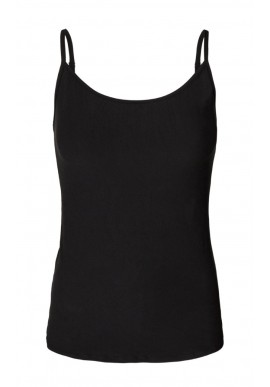 LIBERTE ALMA STRAP TOP BLACK