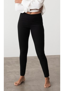KAFFE JOLEEN PANTS BLACK DEEP