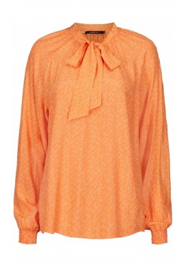 CADDIS FLY BLOUSE MANDARIN