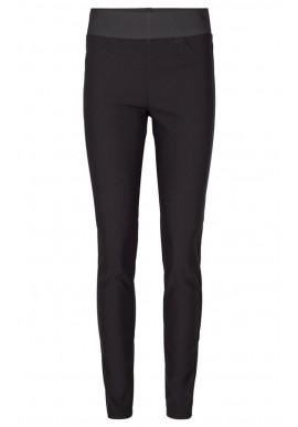 FREEQUENT SHANTAL PANT POWER BLACK