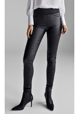FREEQUENT SHANTAL PANT COOPER BLACK