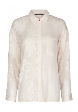 CADDIS FLY TB-3941 SHIRT IVORY CREAM