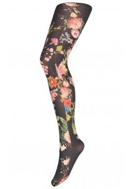 HYPE THE DETAIL TIGHTS FLORAL PRINT