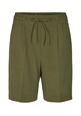 FREEQUENT LIZY SHORTS DUSTY OLIVE