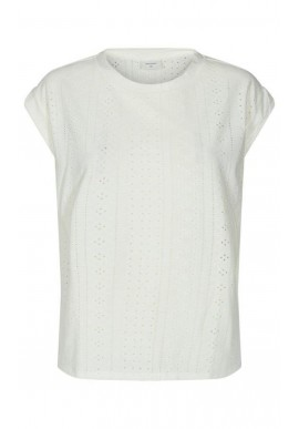 FREEQUENT BLOND TEE OFF WHITE