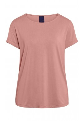 ONE TWO LUXZUZ KAREN T-SHIRT ROSE