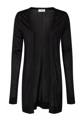 FREEQUENT ELINA CARDIGAN BLACK