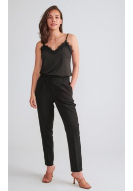 FREEQUENT LIZY PANT BLACK