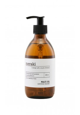 Meraki Multi Olie - Orange & Herbs