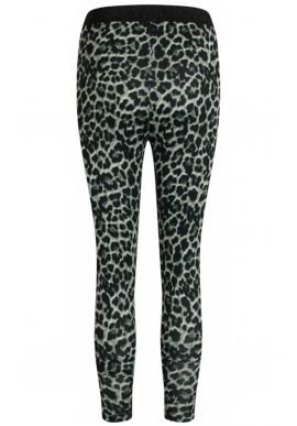 One Two Luxzuz Leggings - Ayoe - Jungle