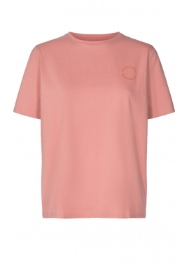 Liberte T-shirt - Ginge - Rose