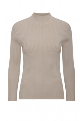 A-View Bluse - Jeanne - Camel