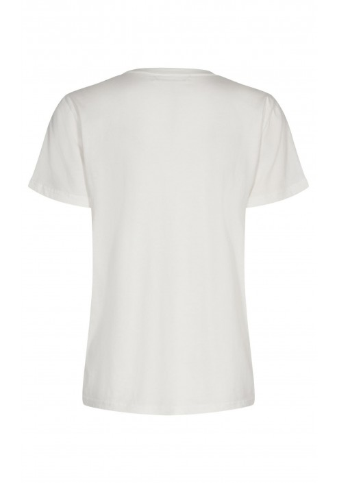 Sofie Schnoor Cady Eagle T Shirt Off White