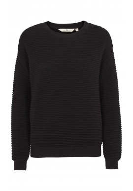 Basic Apparel Sweater - Ista - Black