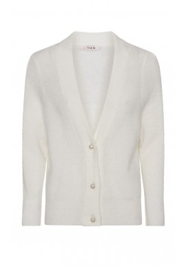 A-View Cardigan - Omy - Off White