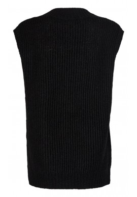 Freequent Vest - Awesome - Black