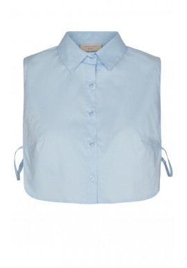 Freequent Top - Reese - Chambray Blue