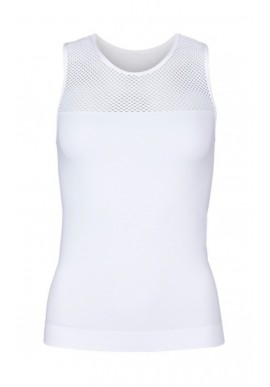TIM & SIMONSEN MESH TOP WHITE