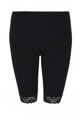 TIM & SIMONSEN BIKE SHORT LACE LEGGING BLACK