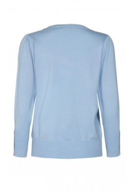 Freequent Pullover - Katie - Chambray Blue