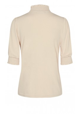 Freequent Bluse - Gry - Birch