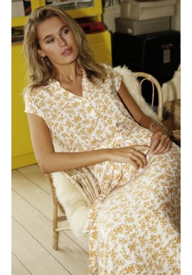 Peppercorn Bluse - Mollie - Old Gold