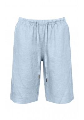 One Two Luxzuz Shorts - Lailai - Ice Blue