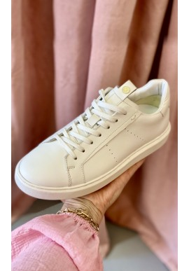 Copenhagen Shoes Sneakers - Keep Going - White