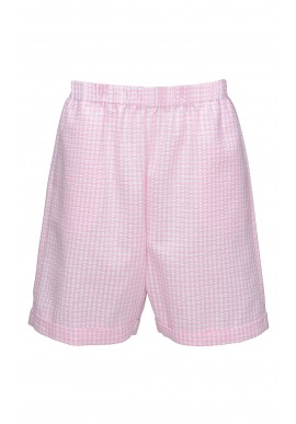 One Two Luxzuz Shorts - Bow - Ice Pink