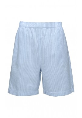 One Two Luxzuz Shorts - Bow - Heavenly Blue