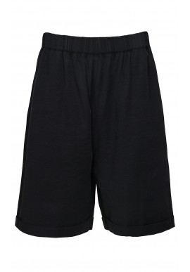One Two Luxzuz Shorts - Bow - Black