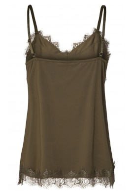Freequent Top - Bicco - Olive Night