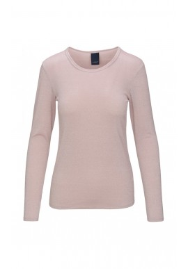 Luxzuz One Two T-shirt - Lucia - Pink Silver